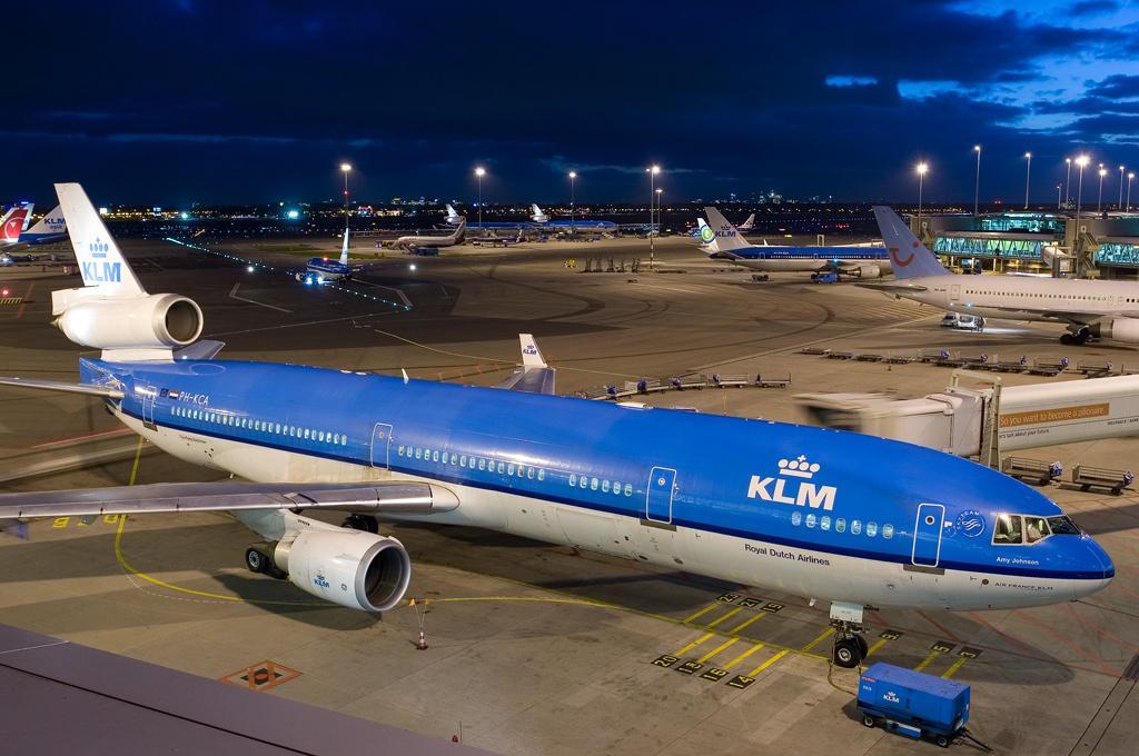 Aeroblogbrasil 39 s blog um blog para os amantes da avia o for Oficinas de klm